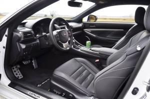 2015 Lexus RC350 F Sport Interior 7