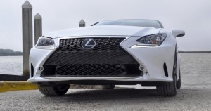 2015 Lexus RC350 F Sport Ultra White 10