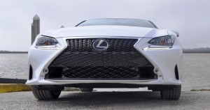 2015 Lexus RC350 F Sport Ultra White 11