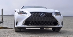 2015 Lexus RC350 F Sport Ultra White 13