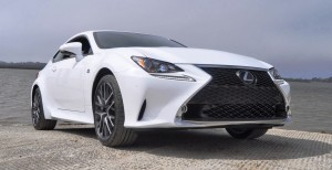 2015 Lexus RC350 F Sport Ultra White 14