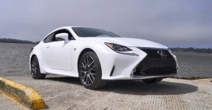 2015 Lexus RC350 F Sport Ultra White 15
