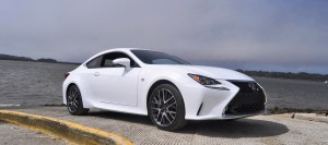 2015 Lexus RC350 F Sport Ultra White 16