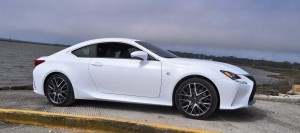 2015 Lexus RC350 F Sport Ultra White 17