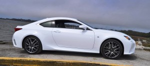 2015 Lexus RC350 F Sport Ultra White 18