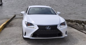 2015 Lexus RC350 F Sport Ultra White 2