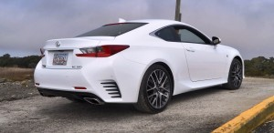 2015 Lexus RC350 F Sport Ultra White 20