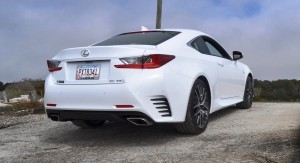 2015 Lexus RC350 F Sport Ultra White 21