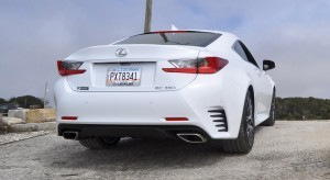 2015 Lexus RC350 F Sport Ultra White 22