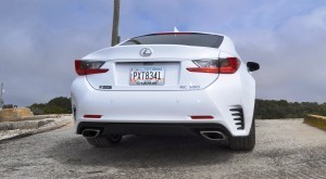 2015 Lexus RC350 F Sport Ultra White 23