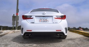 2015 Lexus RC350 F Sport Ultra White 24