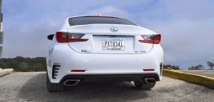 2015 Lexus RC350 F Sport Ultra White 25