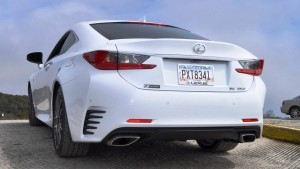 2015 Lexus RC350 F Sport Ultra White 26