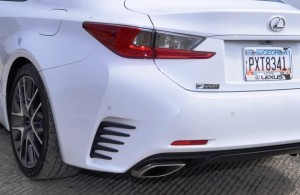 2015 Lexus RC350 F Sport Ultra White 27
