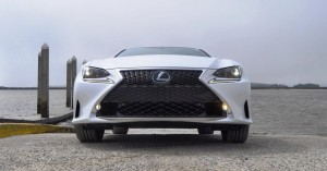 2015 Lexus RC350 F Sport Ultra White 28