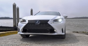 2015 Lexus RC350 F Sport Ultra White 29
