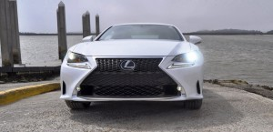 2015 Lexus RC350 F Sport Ultra White 30