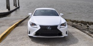 2015 Lexus RC350 F Sport Ultra White 31