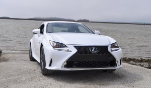 2015 Lexus RC350 F Sport Ultra White 32