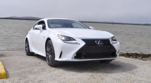 2015 Lexus RC350 F Sport Ultra White 33