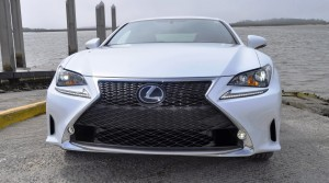 2015 Lexus RC350 F Sport Ultra White 35