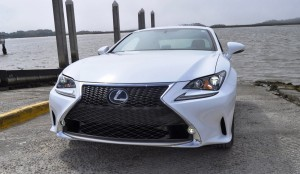 2015 Lexus RC350 F Sport Ultra White 36