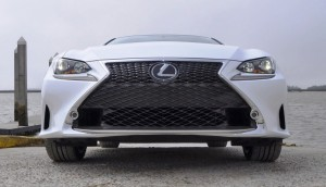 2015 Lexus RC350 F Sport Ultra White 38