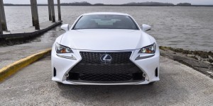2015 Lexus RC350 F Sport Ultra White 40