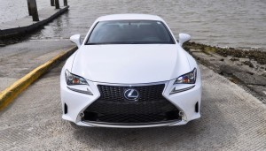 2015 Lexus RC350 F Sport Ultra White 41