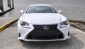 2015 Lexus RC350 F Sport Ultra White 42