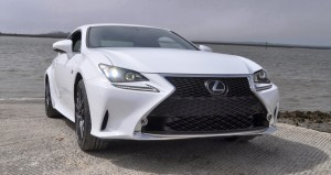 2015 Lexus RC350 F Sport Ultra White 43