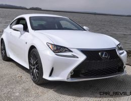 Drive Review – 2016 Lexus RC200t F-Sport – By Ben Lewis