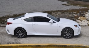 2015 Lexus RC350 F Sport Ultra White 46