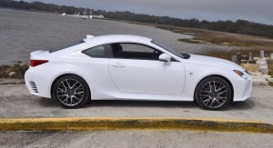 2015 Lexus RC350 F Sport Ultra White 47