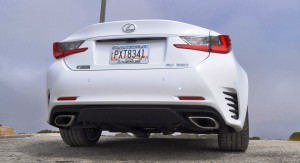 2015 Lexus RC350 F Sport Ultra White 49