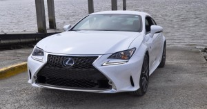 2015 Lexus RC350 F Sport Ultra White 5
