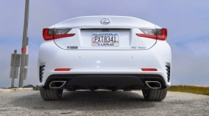 2015 Lexus RC350 F Sport Ultra White 50