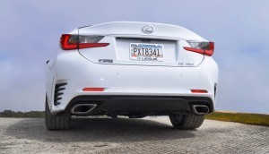 2015 Lexus RC350 F Sport Ultra White 51