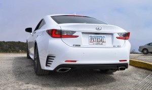 2015 Lexus RC350 F Sport Ultra White 53