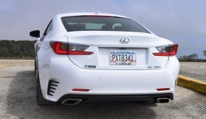 2015 Lexus RC350 F Sport Ultra White 54