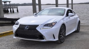 2015 Lexus RC350 F Sport Ultra White 6