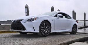2015 Lexus RC350 F Sport Ultra White 7