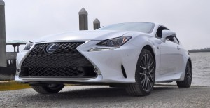 2015 Lexus RC350 F Sport Ultra White 9