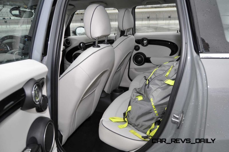 2015 MINI Cooper S Hardtop 4-Door Interior 1