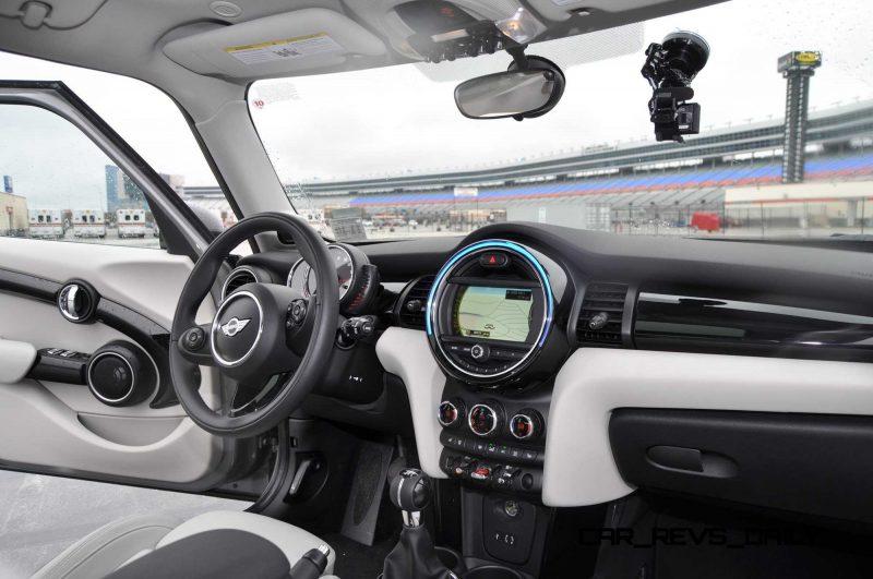 2015 MINI Cooper S Hardtop 4-Door Interior 13