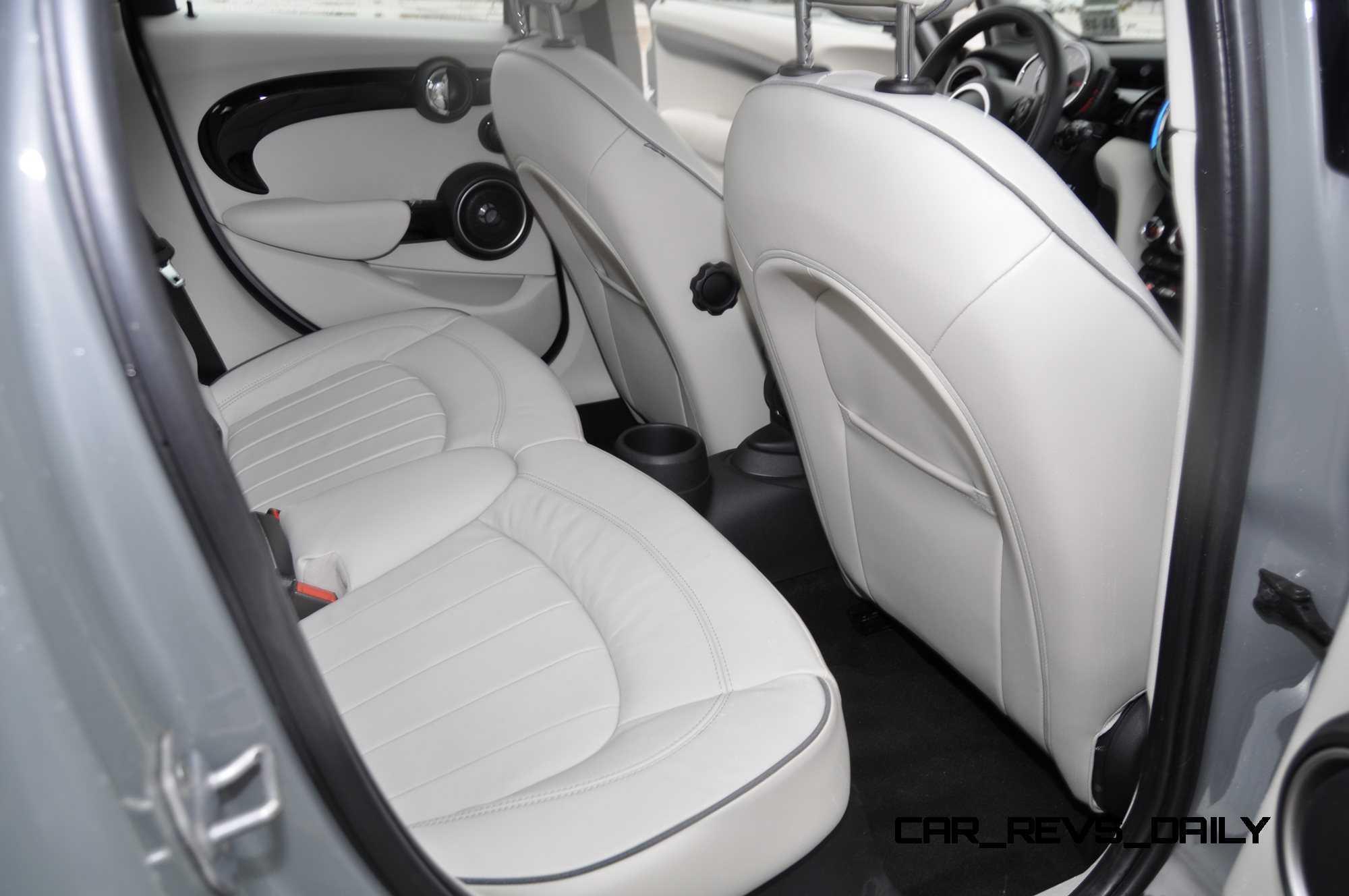 2015 MINI Cooper S Hardtop 4-Door Interior 15