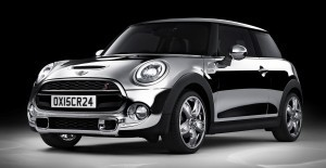 2015 MINI Hardtop Chrome Line 1