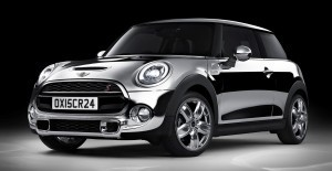 2015 MINI Hardtop Chrome Line 2