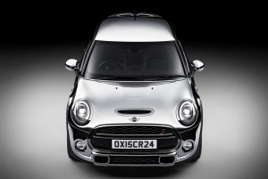 2015 MINI Hardtop Chrome Line 6