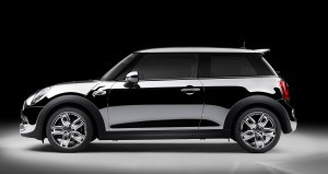 2015 MINI Hardtop Chrome Line 8